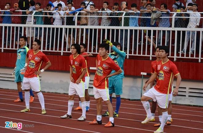 Danh bai Myanmar 4-3, HAGL gap U21 Viet Nam o ban ket hinh anh 8