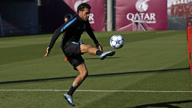 Messi san sang da chinh o cuoc tiep don Roma hinh anh 6