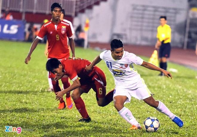 Danh bai Myanmar 4-3, HAGL gap U21 Viet Nam o ban ket hinh anh 19