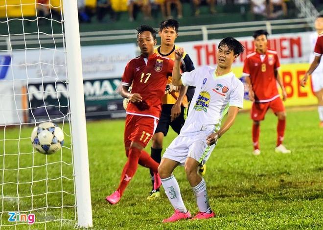 Danh bai Myanmar 4-3, HAGL gap U21 Viet Nam o ban ket hinh anh 22
