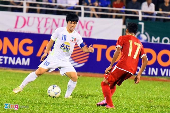 Danh bai Myanmar 4-3, HAGL gap U21 Viet Nam o ban ket hinh anh 21