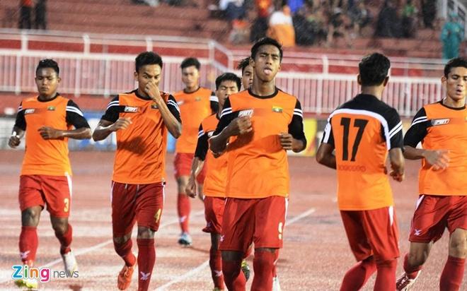 Danh bai Myanmar 4-3, HAGL gap U21 Viet Nam o ban ket hinh anh 10
