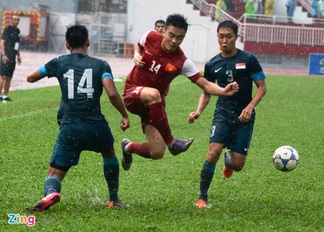 Danh bai Myanmar 4-3, HAGL gap U21 Viet Nam o ban ket hinh anh 7