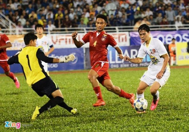 Danh bai Myanmar 4-3, HAGL gap U21 Viet Nam o ban ket hinh anh 20