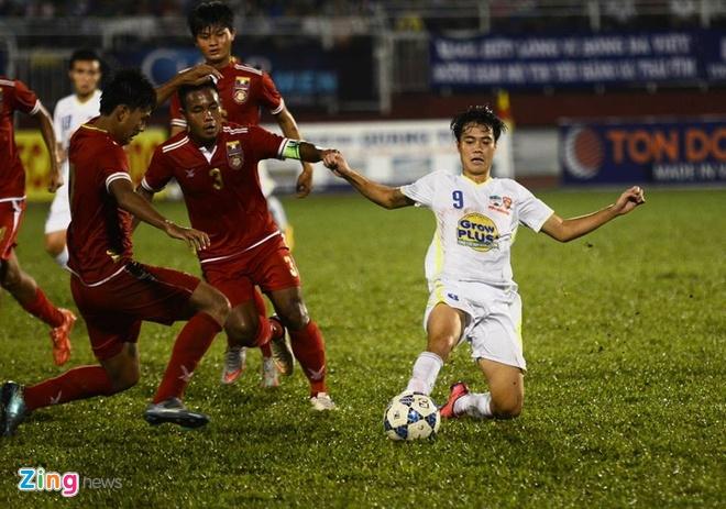 Danh bai Myanmar 4-3, HAGL gap U21 Viet Nam o ban ket hinh anh 24