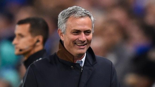 Mourinho: 'Toi mong Arsenal bi loai khoi Champions League' hinh anh