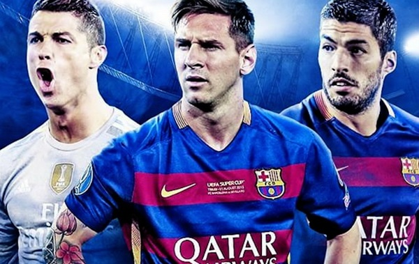 Ronaldo, Messi lan dau sat canh o doi hinh tieu bieu Cup C1 hinh anh