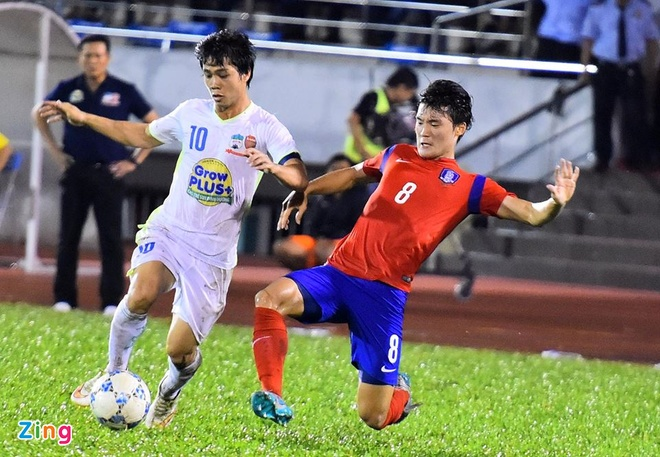 Cong Phuong giup HAGL vo dich giai U21 Quoc te hinh anh 1