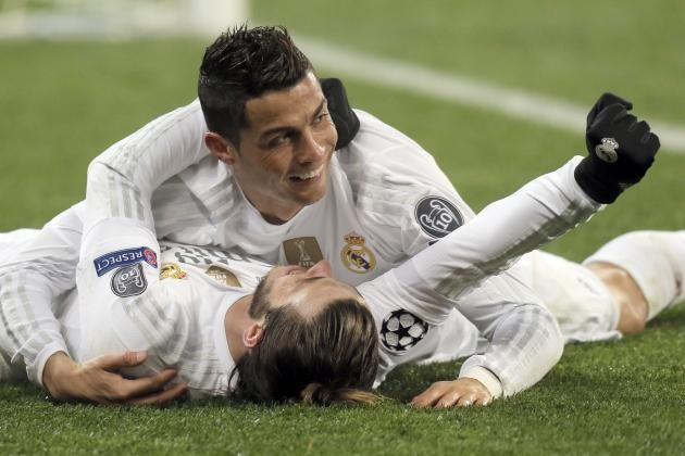 Ronaldo gay that vong du ghi ban giup Real ha Eibar 2-0 hinh anh 3