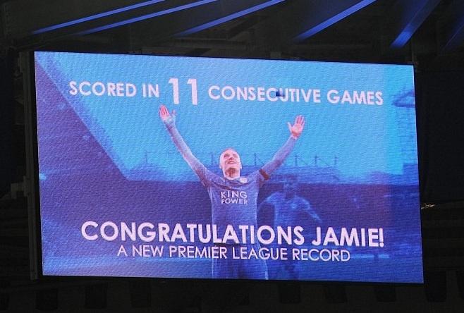 Hien tuong Jamie Vardy di vao lich su Premier League hinh anh