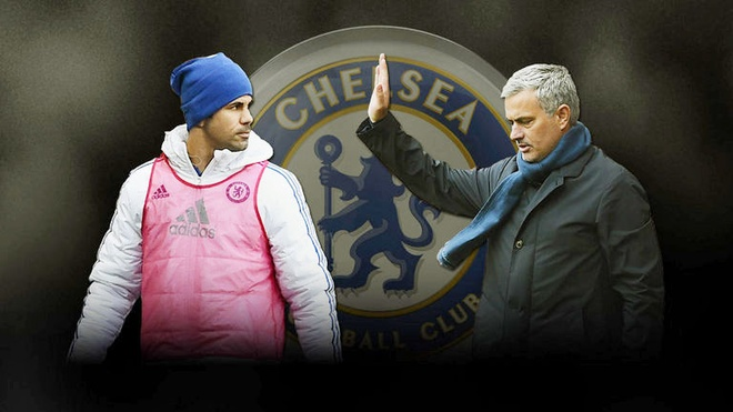 Diego Costa - van de lon nhat cua Mourinho va Chelsea hinh anh