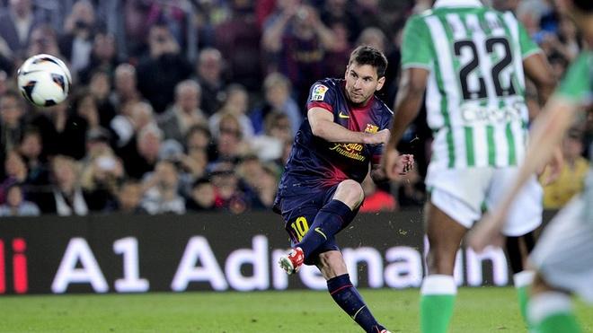 Ky luc cua Vardy va thach thuc moi mang ten Messi hinh anh 2