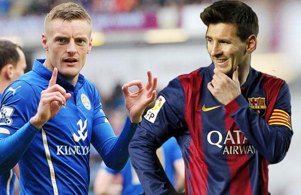 Ky luc cua Vardy va thach thuc moi mang ten Messi hinh anh