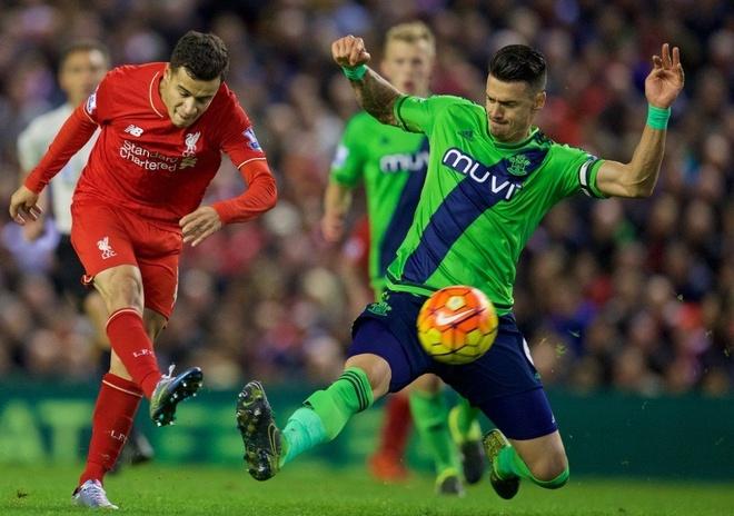 Lich thi dau 2/12: Tam diem tran Southampton vs Liverpool hinh anh