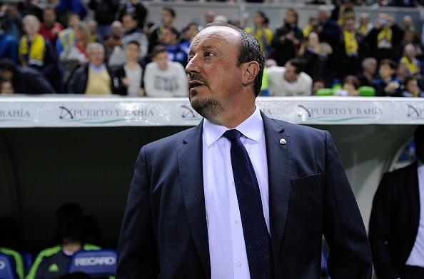 Real co the bi loai khoi Cup nha vua vi sai lam cua Benitez hinh anh