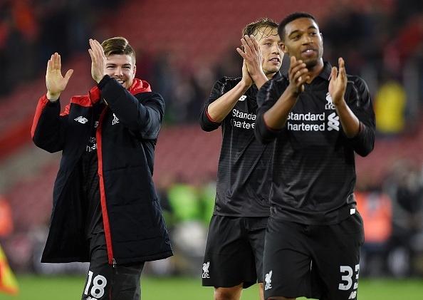 Tong hop tran dau: Southampton 1-6 Liverpool hinh anh