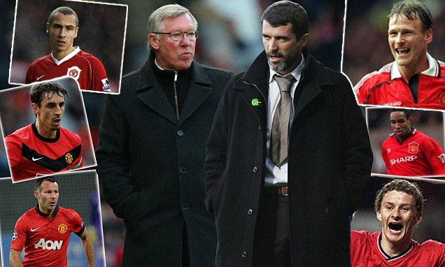 29 HLV tung la hoc tro Sir Alex o Manchester United hinh anh