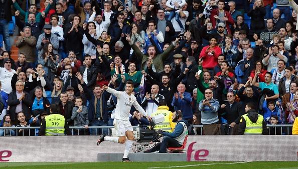 Bo ba Benzema-Bale-Ronaldo khai hoa, Real ha Getafe 4-1 hinh anh 19