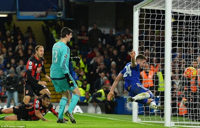 Mourinho bat luc nhin Chelsea thua tran thu 8 tu dau mua hinh anh 3