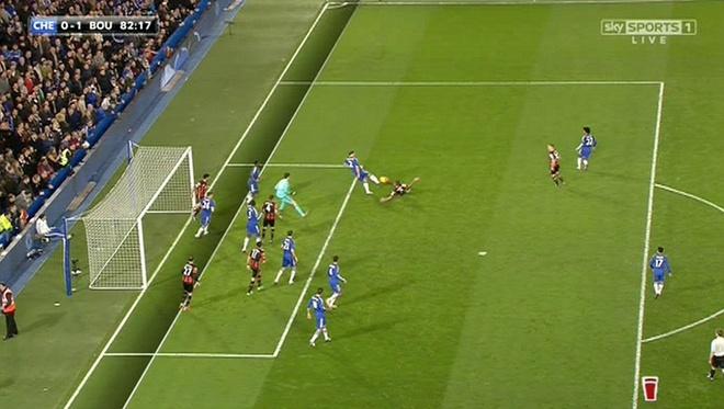 Mourinho bat luc nhin Chelsea thua tran thu 8 tu dau mua hinh anh 6