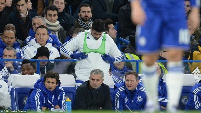 Mourinho bat luc nhin Chelsea thua tran thu 8 tu dau mua hinh anh 7