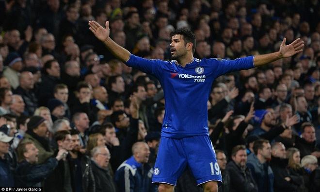 Mourinho bat luc nhin Chelsea thua tran thu 8 tu dau mua hinh anh 8