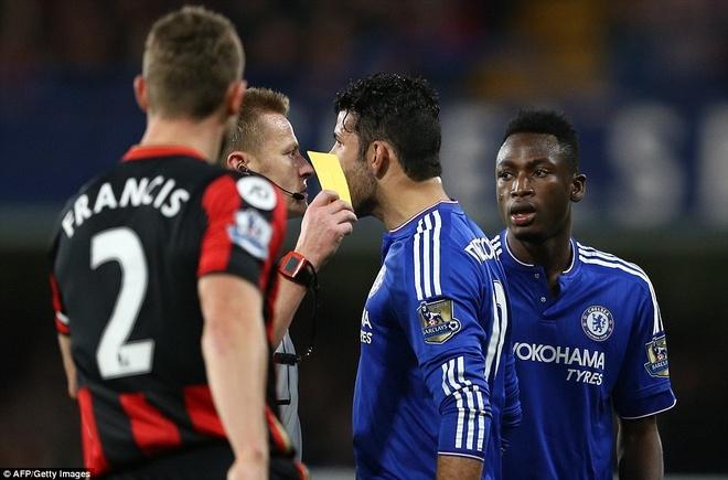 Mourinho bat luc nhin Chelsea thua tran thu 8 tu dau mua hinh anh 9