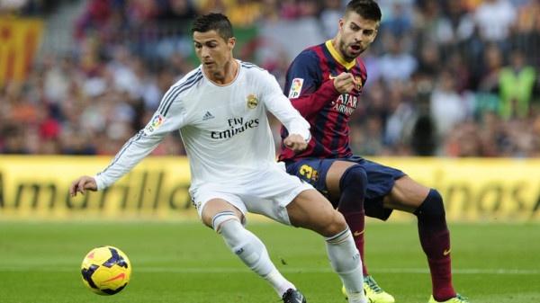 Diem tin 9/12: Ronaldo va dong doi phan phao Pique hinh anh 1