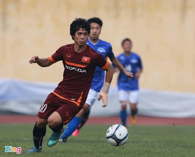 U23 Viet Nam thua doi bong hang 4 Nhat Ban 0-4 hinh anh 1