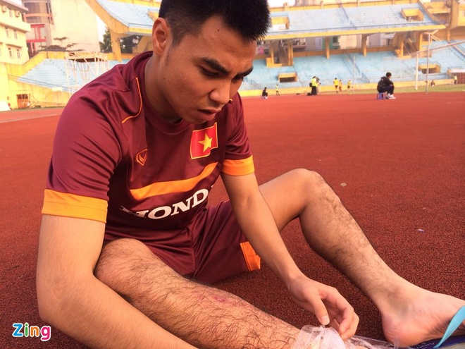 U23 Viet Nam thua doi bong hang 4 Nhat Ban 0-4 hinh anh 12