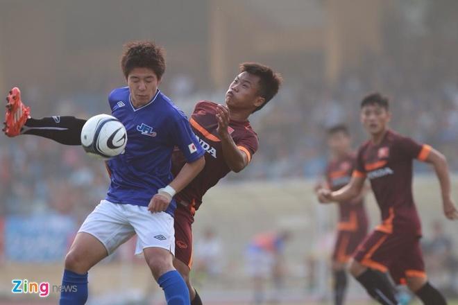 U23 Viet Nam thua doi bong hang 4 Nhat Ban 0-4 hinh anh 14