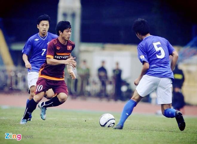 HLV doi hang 4 Nhat Ban khen U23 Viet Nam tien bo hinh anh 1