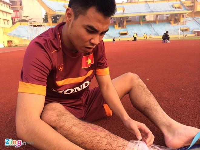 U23 VN thua doi bong hang 4 Nhat Ban hai tran lien tiep hinh anh 4