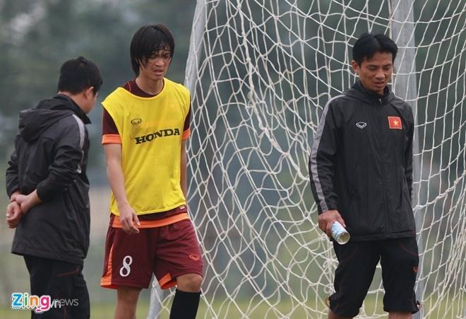 U23 VN thua doi bong hang 4 Nhat Ban hai tran lien tiep hinh anh 5