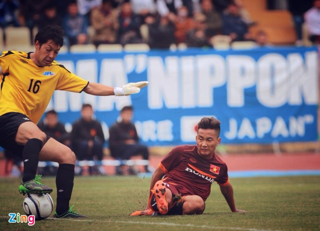 U23 VN thua doi bong hang 4 Nhat Ban hai tran lien tiep hinh anh 10
