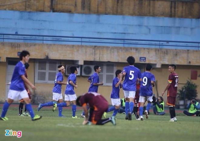 U23 VN thua doi bong hang 4 Nhat Ban hai tran lien tiep hinh anh 17