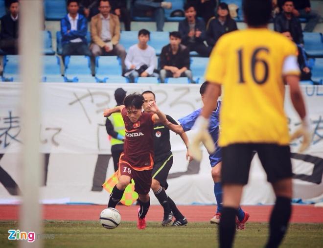 U23 VN thua doi bong hang 4 Nhat Ban hai tran lien tiep hinh anh 13