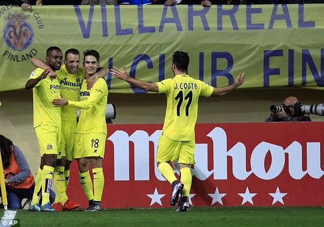 Thua Villarreal 0-1, Real bo lo co hoi bam duoi Barca hinh anh 2
