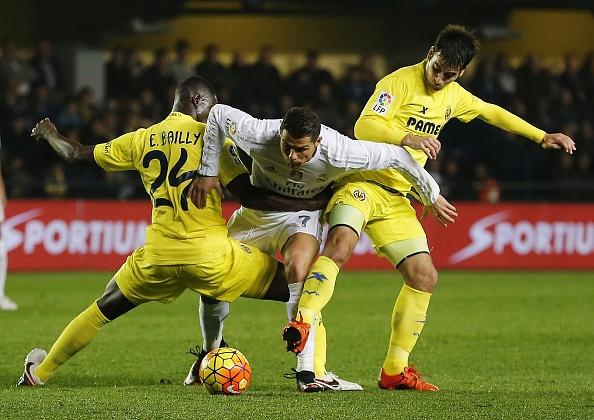 Thua Villarreal 0-1, Real bo lo co hoi bam duoi Barca hinh anh 5