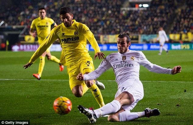 Thua Villarreal 0-1, Real bo lo co hoi bam duoi Barca hinh anh 8