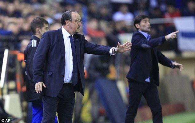 Thua Villarreal 0-1, Real bo lo co hoi bam duoi Barca hinh anh 10