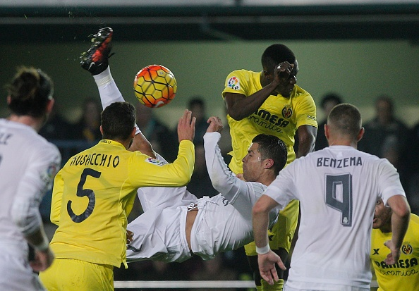Thua Villarreal 0-1, Real bo lo co hoi bam duoi Barca hinh anh 7