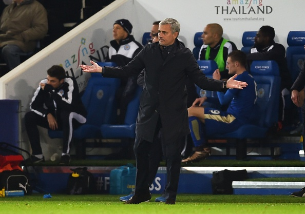 Mourinho goi cau be nhat bong cua Leicester la su o nhuc hinh anh 2