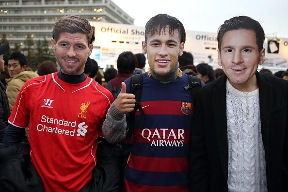 Suarez lap hat-trick, Barca gap River Plate o chung ket hinh anh 10