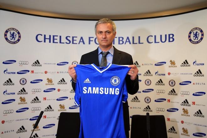 Nhin lai chang duong cua Mourinho lan thu 2 dan dat Chelsea hinh anh 1