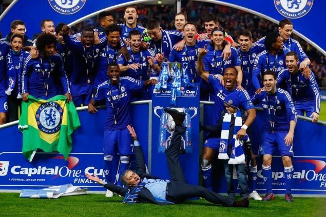 Nhin lai chang duong cua Mourinho lan thu 2 dan dat Chelsea hinh anh 6