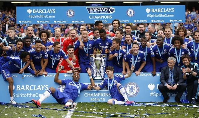 Nhin lai chang duong cua Mourinho lan thu 2 dan dat Chelsea hinh anh 8