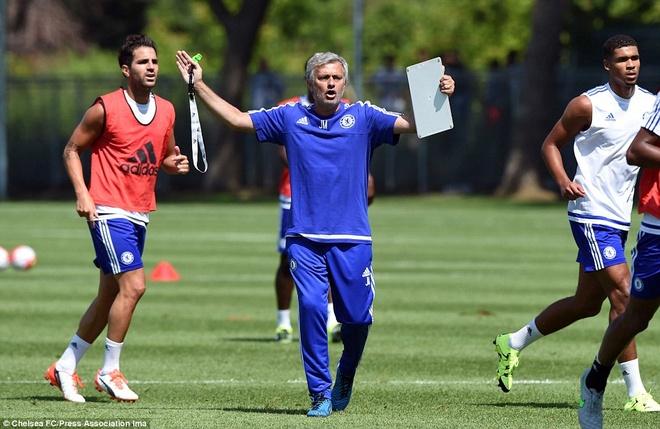 Nhin lai chang duong cua Mourinho lan thu 2 dan dat Chelsea hinh anh 9