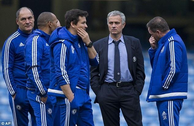 Nhin lai chang duong cua Mourinho lan thu 2 dan dat Chelsea hinh anh 16
