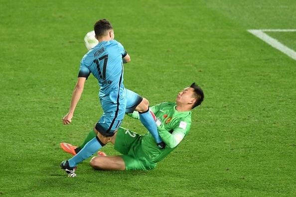 Suarez lap hat-trick, Barca gap River Plate o chung ket hinh anh 11